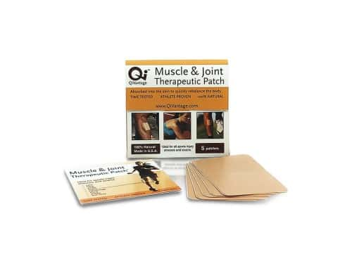 QiVantage Muscle and Joint Therapeutic Patch Components