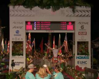 Brandt Stiggins Ironman World Championship