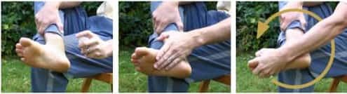 Ankle Qi Therapy - Sprained Ankle Recovery