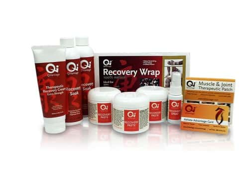 QiVantage Chronic Nagging Injury Treatment Kit