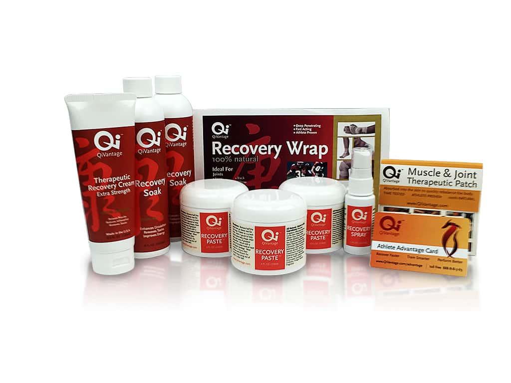 QiVantage Chronic Nagging Injury Treatment Kit