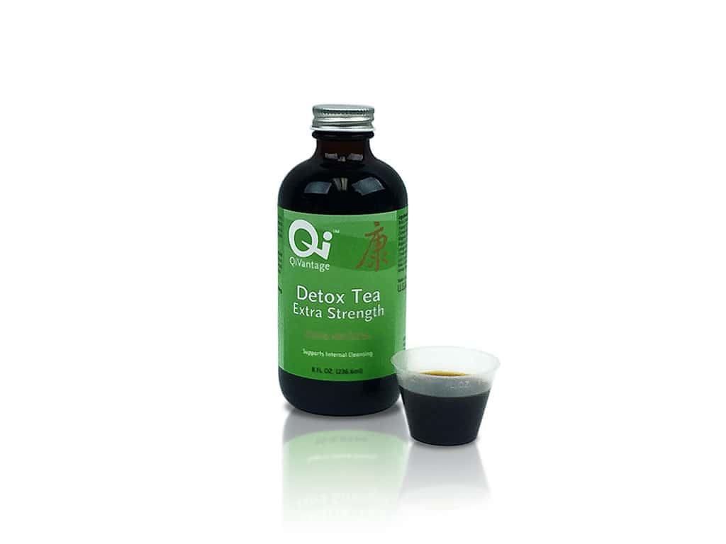 QiVantage Detox Tea Extra Strength