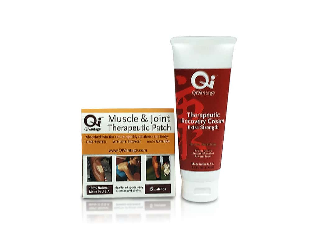 QiVantage Injury Recovery Starter Kit