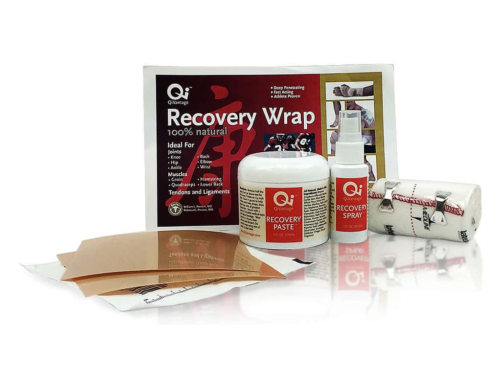 The Recovery Wrap
