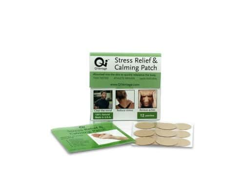 QiVantage Stress Relief Calming Patch Components