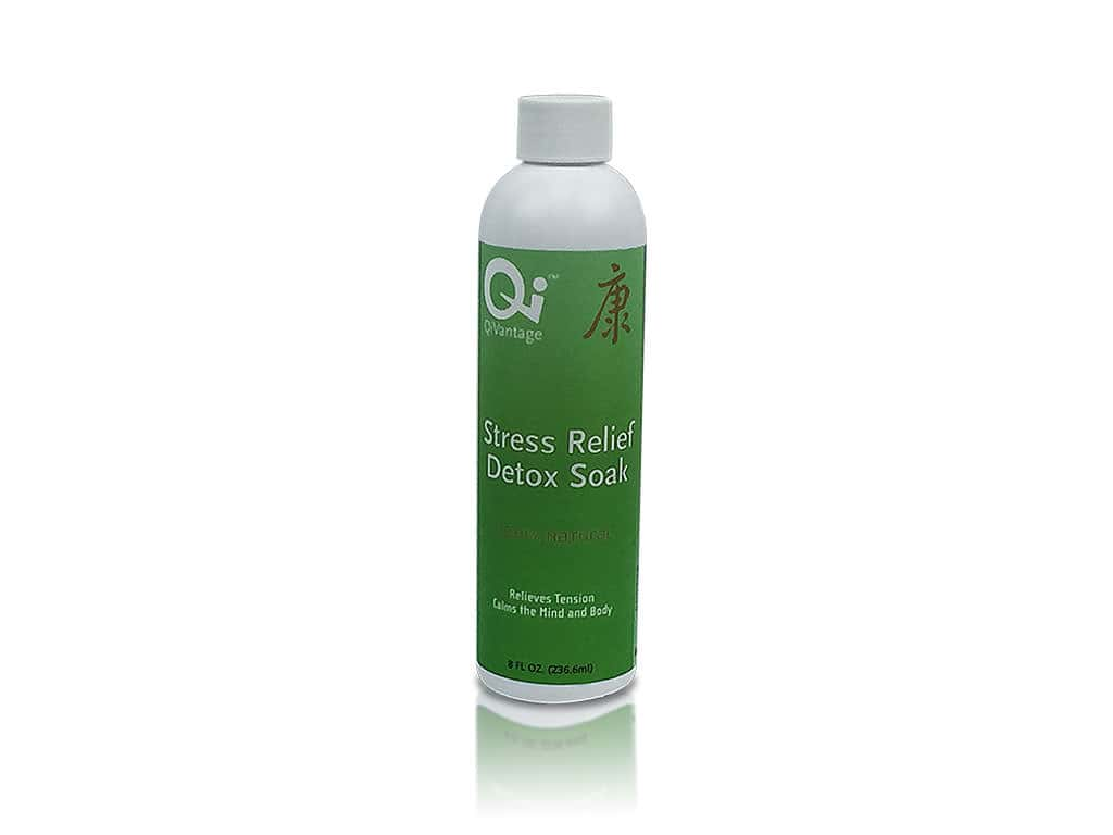QiVantage Stress Relief Detox Soak