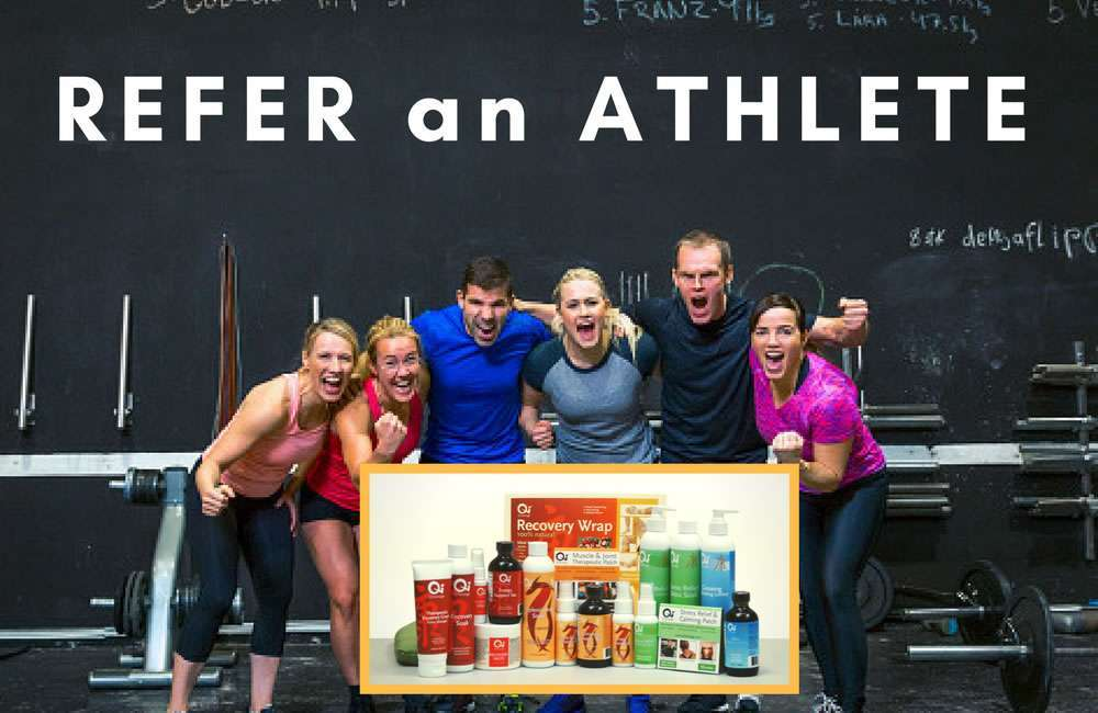 Refer a Fellow Athlete