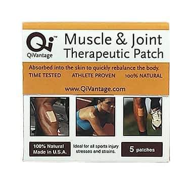 Muscle and Joint Therapeutic Patch