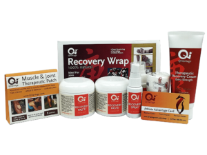 SevereI Injury Treatment Kit