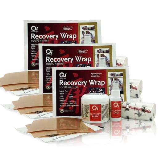 3 Pack - Recovery Wraps