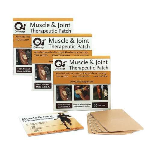 3 Pack Muscle & Joint Patches