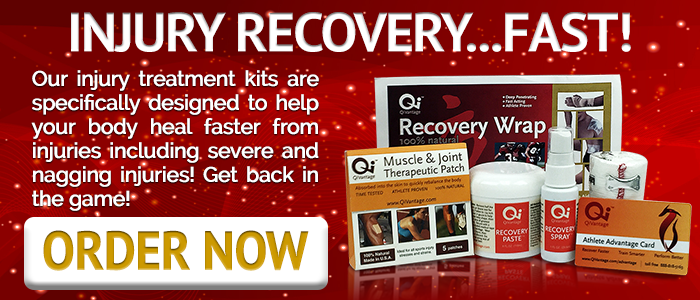 Injury Recovery Fast