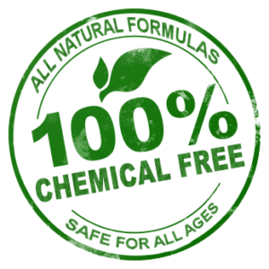Chemical Free Badge