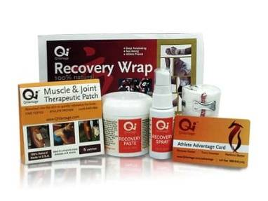 QiVantage Injury Treatment Kit